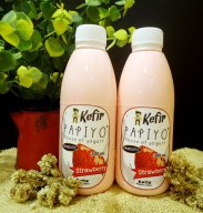 Papiyo Kefir Strawberry