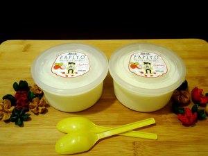 Papiyo Set Yogurt Lychee