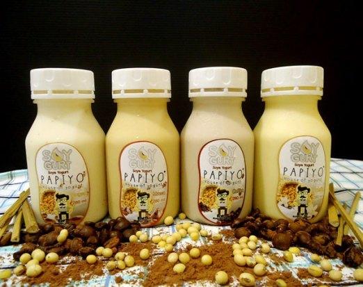 Papiyo Soygurt Products