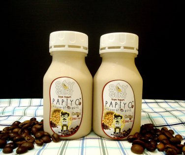 Papiyo Soygurt Coffee