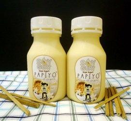 Papiyo Soygurt Vanilla