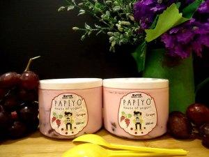 Papiyo Stir Yogurt Grape