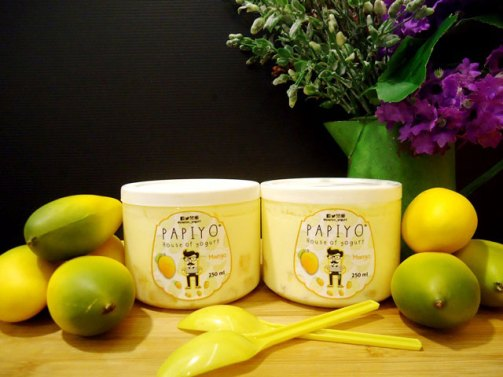 Papiyo Stir Yogurt Mango
