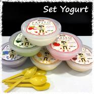 Papiyo Set Yogurt