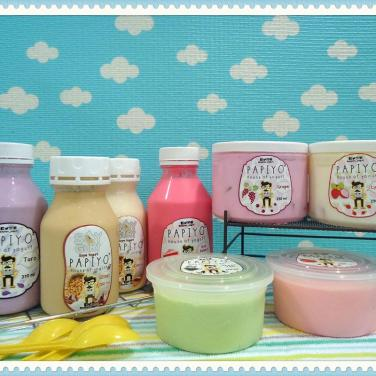 Papiyo Yogurts Highlight